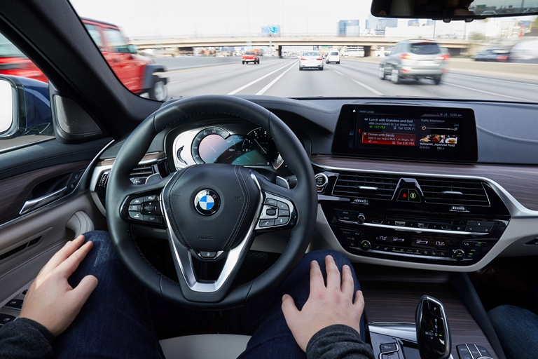BMW Connected Microsoft Cortana (01/17) (C) BMW AG